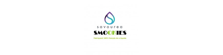 E-liquides Savourea - Smookies